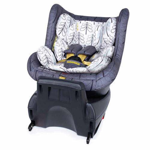 Cosatto Come and Go Rotate 0+1 Car Seat - Fika Forest