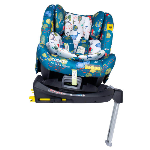 Cosatto All In All Rotate Group 0+123 Car Seat - One World by Paloma Faith