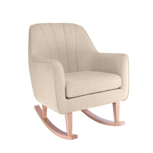 Tutti Bambini Noah Rocking Chair - Stone