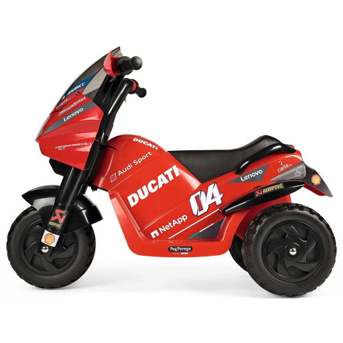 Peg Perego Desmosedici Evo 6V Battery Operated Motorbike