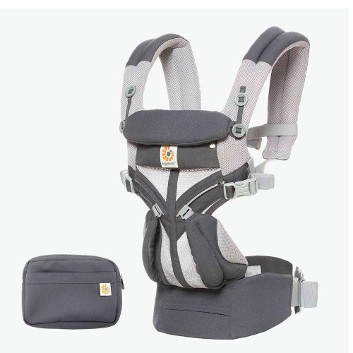 Ergobaby Omni 360 Cool Mesh - Carbon Grey