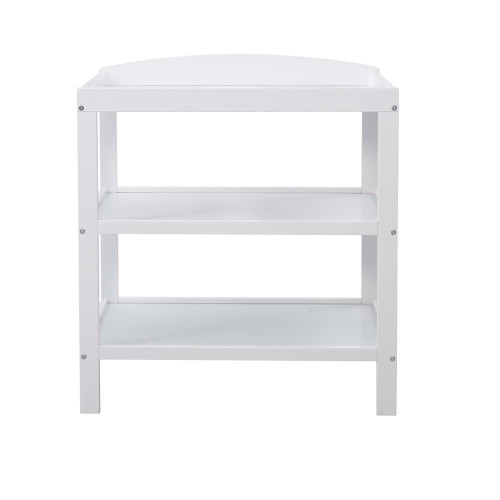 Ickle Bubba Coleby Open Changer - White