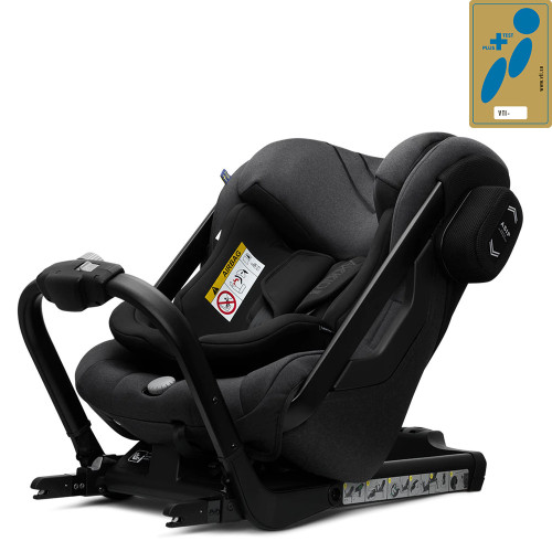 Axkid ONE i-Size Car Seat - Granite Melange