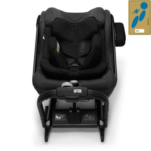Axkid ONE+ i-Size Car Seat - Granite Melange