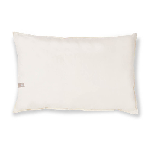 Little Green Sheep Organic Childrens Pillow