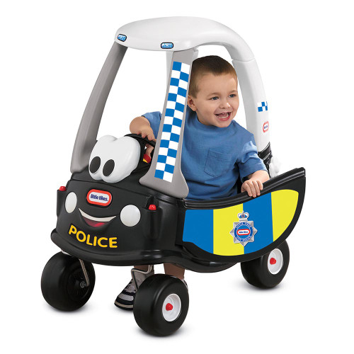 Little Tikes Cozy Coupe - Tikes Patrol Police Car