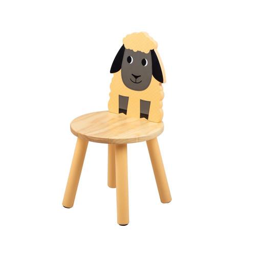 Tidlo Wooden Chair - Sheep