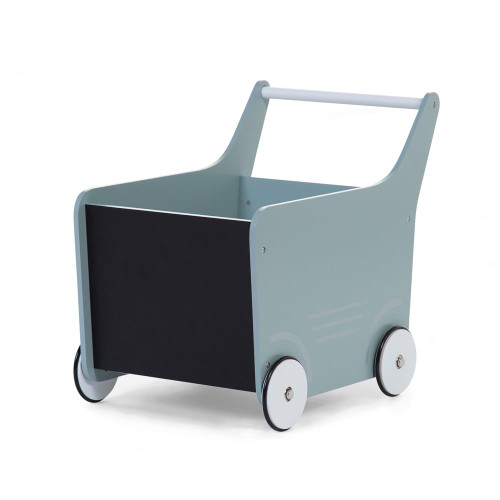Childhome Wooden Stroller - Mint
