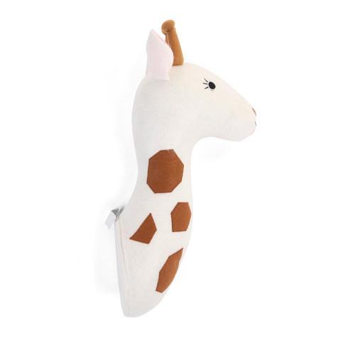 Childhome Felt Animal Head Wall Decor - Giraffe