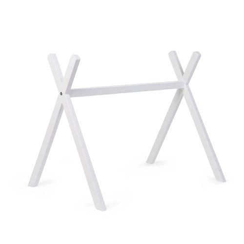 Childhome Tipi Play Gym Frame - White
