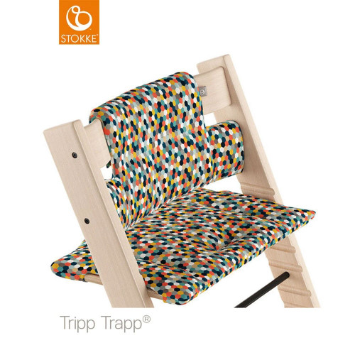 Stokke® Tripp Trapp® Cushion - Honeycomb Happy