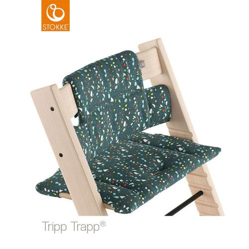 Stokke® Tripp Trapp® Cushion - Terazzo Petrol