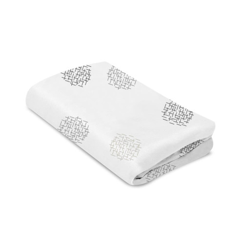 4Moms MamaRoo Sleep Bassinet Sheet - White
