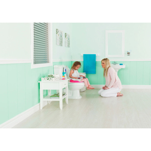 Bumbo Toilet Trainer - Pink