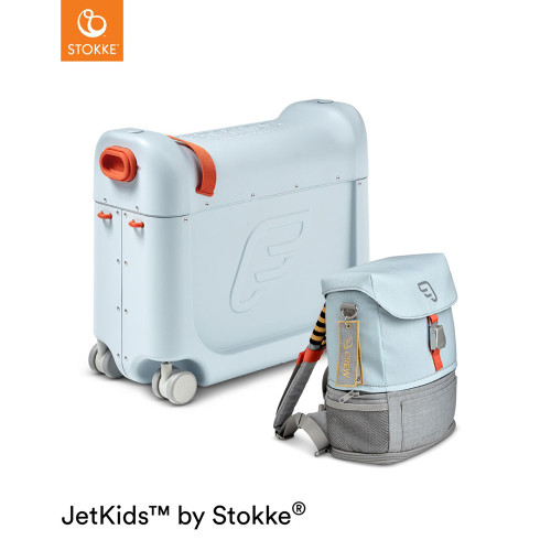 JetKids™ by Stokke®Travel Bundle - Blue Sky