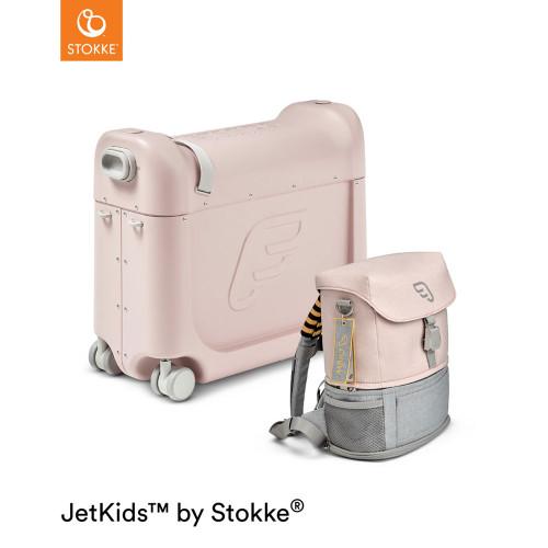 JetKids™ by Stokke® Travel Bundle - Pink Lemonade
