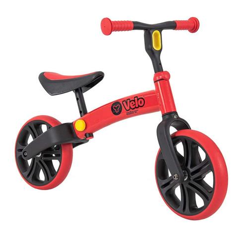 Yvolution Y Velo Junior Balance Bike - Red
