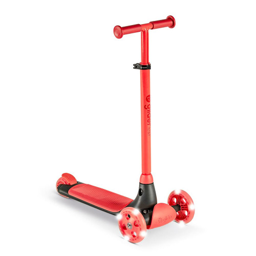 Yvolution Y Glider Kiwi Kids Scooter - Red