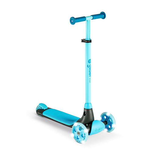Yvolution Y Glider Kiwi Kids Scooter - Blue
