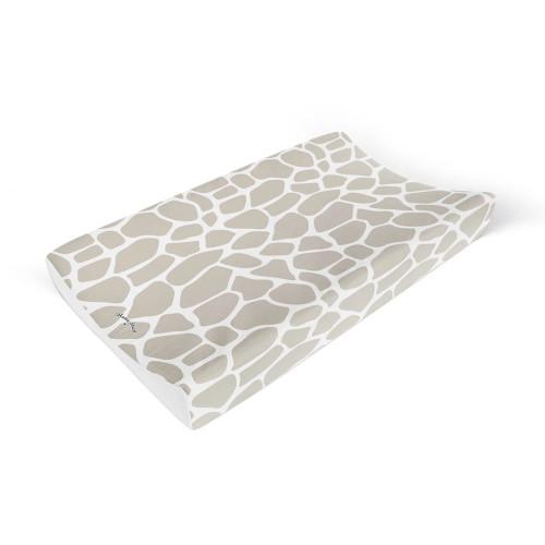 Mama Shack Wedge Changing Mat - Giraffe Print
