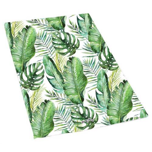 Mama Shack Travel Changing Mat - Banana Leaf