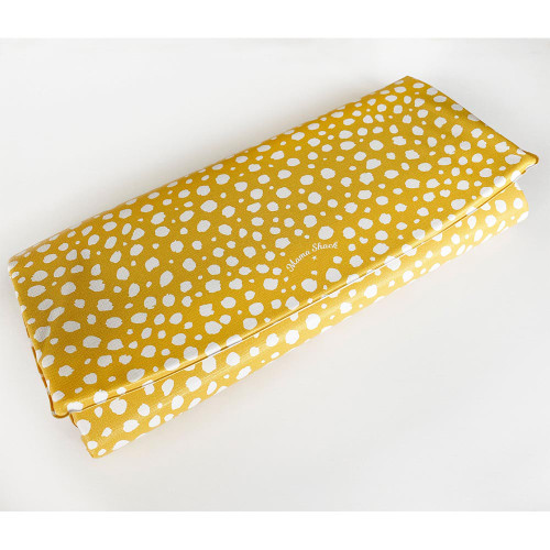 Mama Shack Travel Changing Mat - Mustard Spotty