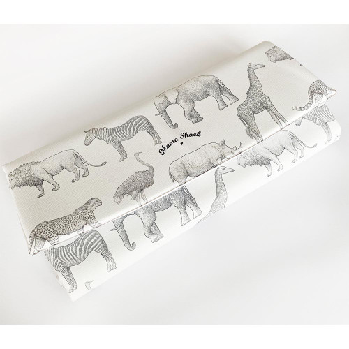 Mama Shack Travel Changing Mat - Safari