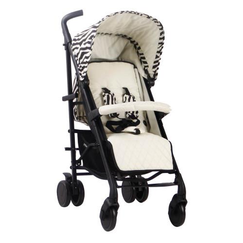 My Babiie MB51 Stroller - Nicole Snooki Polizzi MAWMA/Zebra