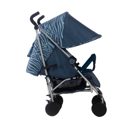 My Babiie MB22 Twin Stroller - Christina Milian AM-PM/Navy Tiger