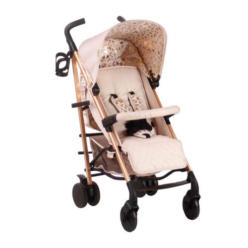 My Babiie MB51 Stroller - Katie Piper Believe/Blush Leopard