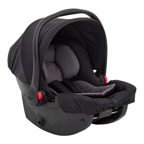 Graco SnugEssentials i-Size Car Seat - Midnight Black