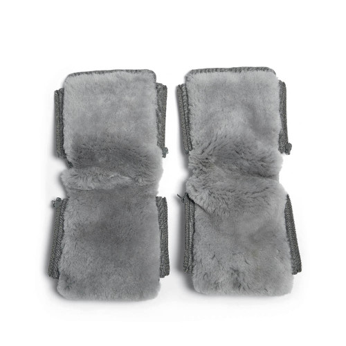Mamas & Papas Luxury Sheepskin Pram Mitts - Simply Luxe