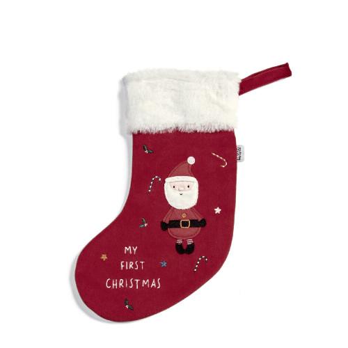 Mamas & Papas Stocking Small - Santa 2020