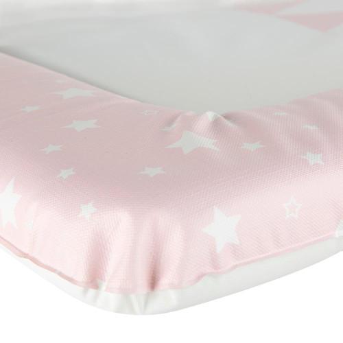 Cuddleco Changing Mat - Little Princess Stars