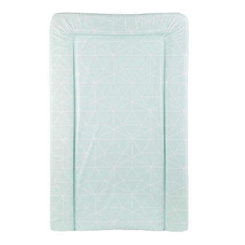 Cuddleco Changing Mat - Green Geo