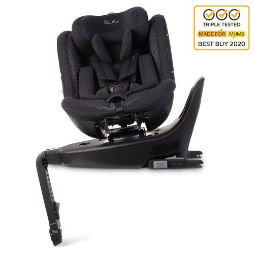 Silver Cross Motion Car Seat (360 Rotation) - Donington