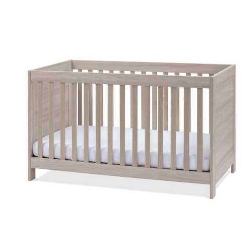 Silver Cross Ascot Cot Bed