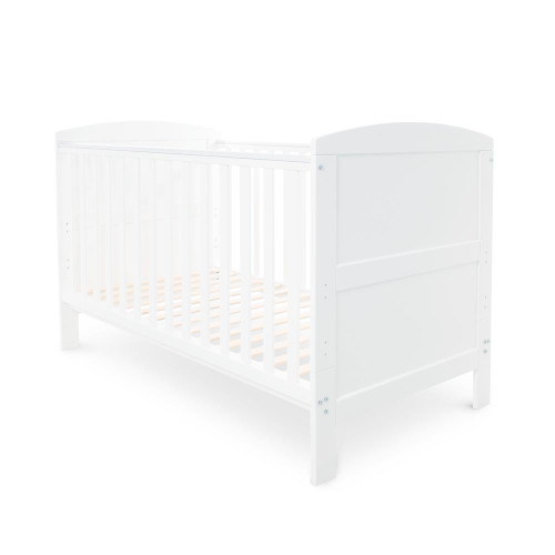 Ickle Bubba Coleby 3 Piece Room Set - White