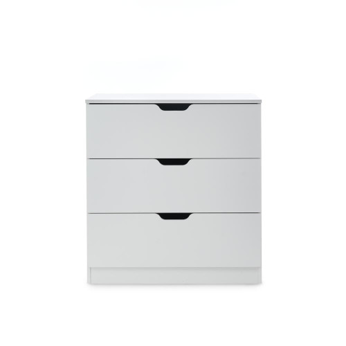 Ickle Bubba Coleby Chest of Drawers / Changer- White