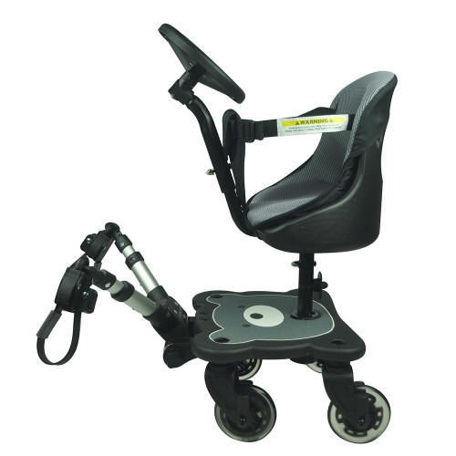 Roma 4 Rider Toddler Seat and Ride On Board