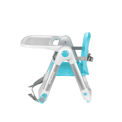 Apramo Flippa Dining Booster - Turquoise