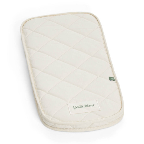 Little Green Sheep Natural Carrycot Mattress (Bugaboo Cameleon)