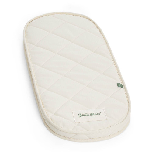 Little Green Sheep Natural Carrycot Mattress (Joolz Geo)
