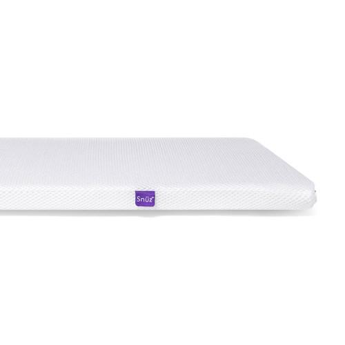 SnuzPod 4 Premium Quilted Foam Mattress