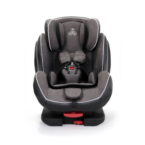 Ickle Bubba Solar Group 123 ISOFIX Car Seat - Dark Grey