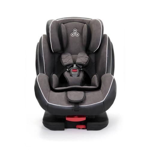 Ickle Bubba Solar Group 123 ISOFIX Car Seat - Dark Grey
