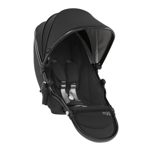 egg® 2 Tandem Seat Special Edition - Just Black