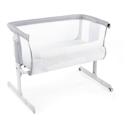 Chicco Next 2 Me Air Side-Sleeping Crib - Stone