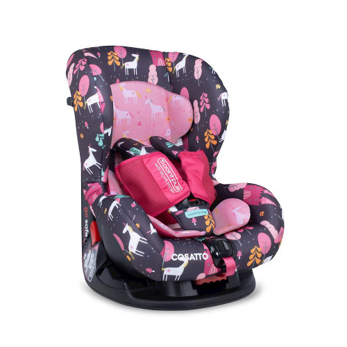 Cosatto Moova 2 Group 1 Car Seat - Unicorn Land