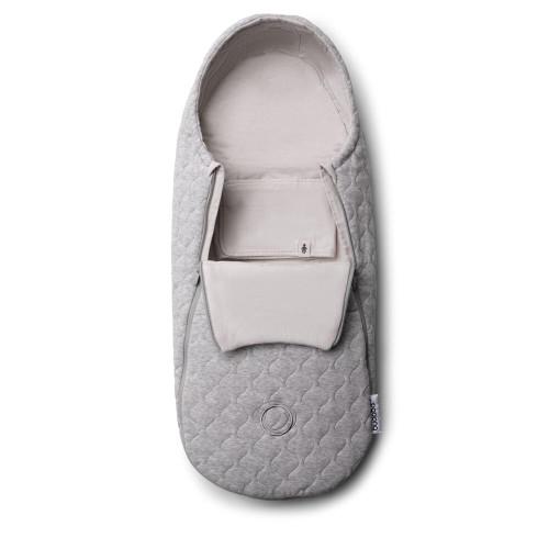 Bugaboo Newborn Inlay - Light Grey Melange